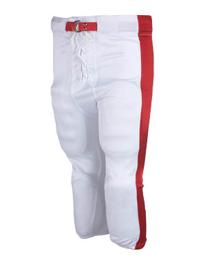 3327 Adult Side Stripe Football Pant