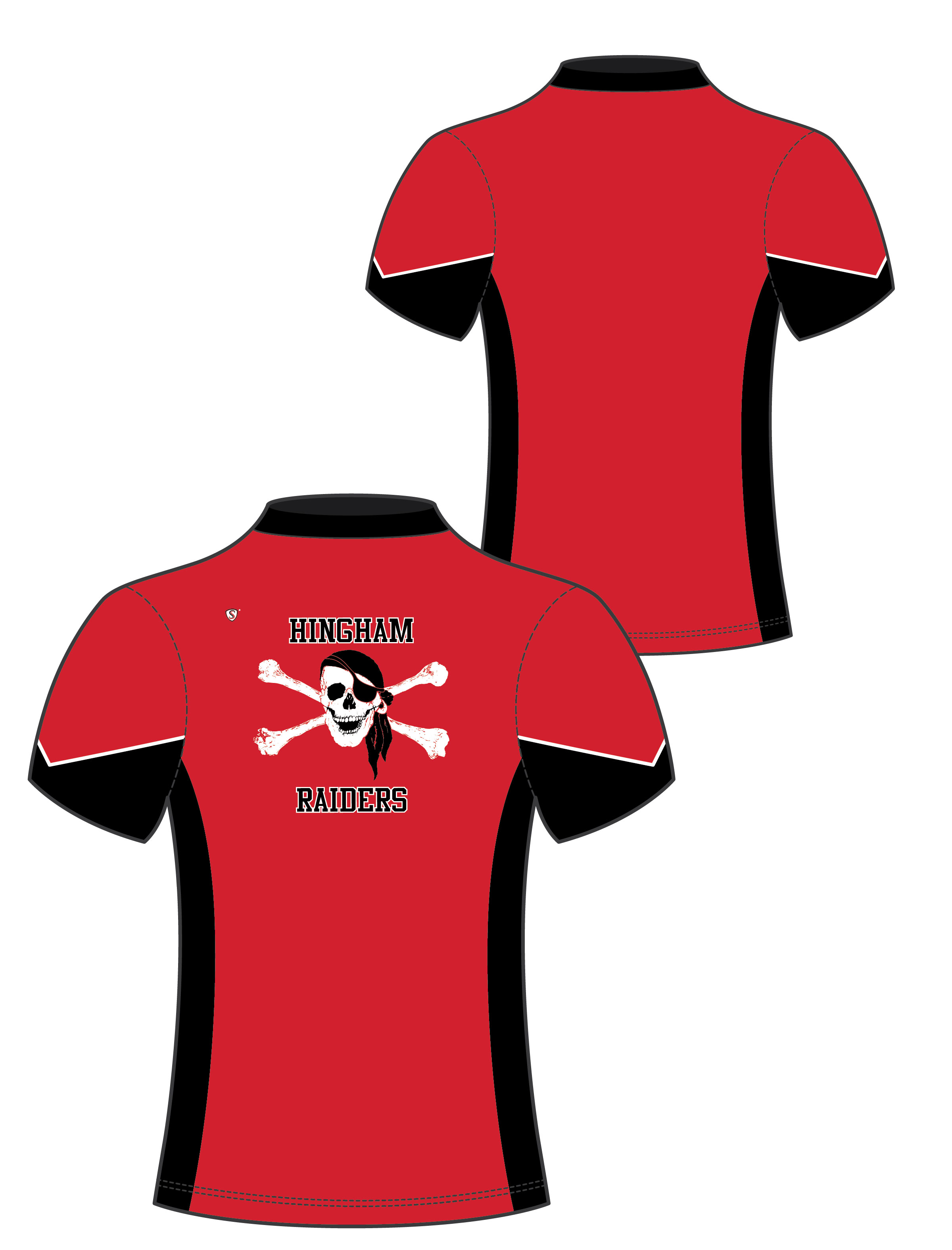 Custom Sublimated Compression Shirt - Hingham