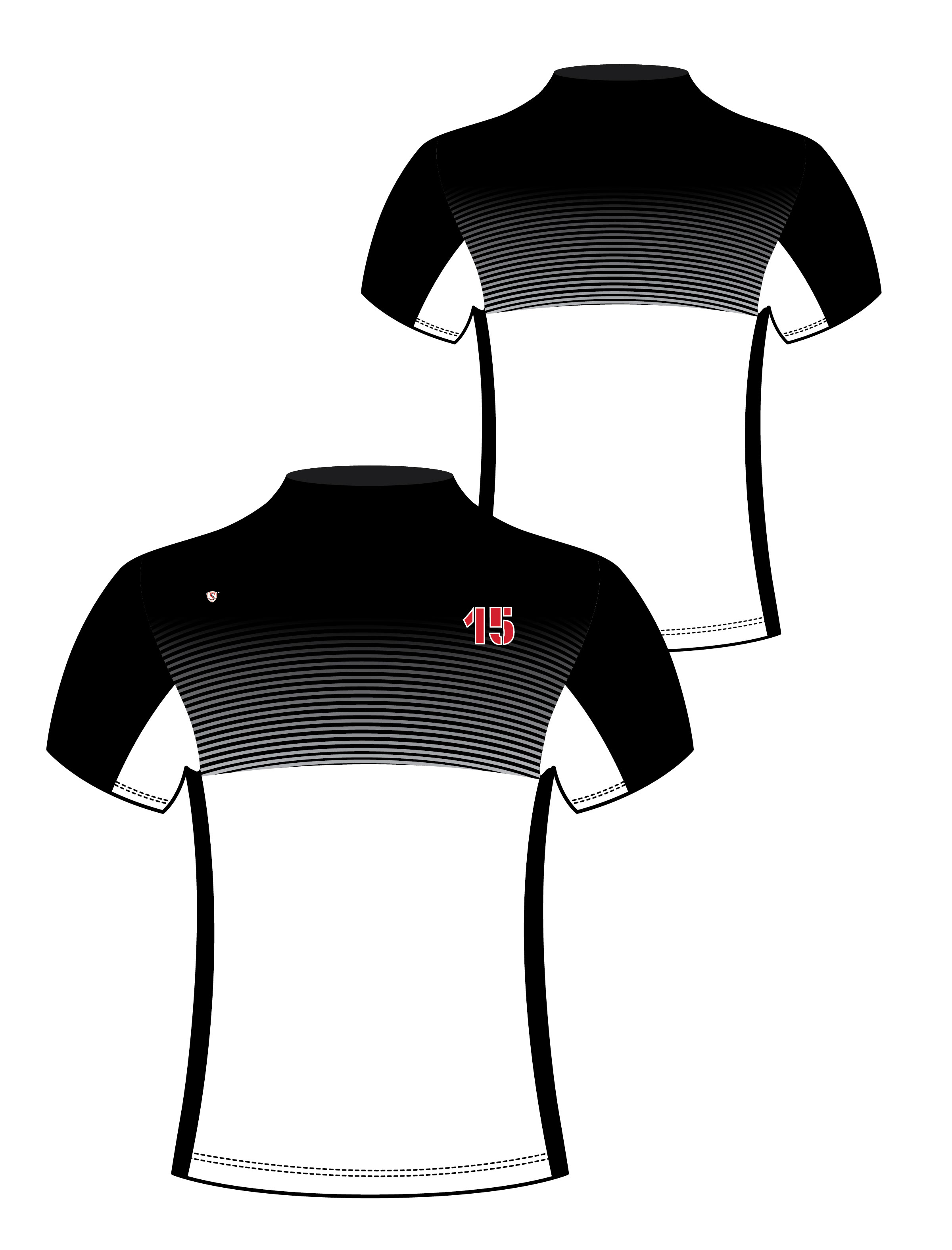 Custom Sublimated Compression Shirt - Hypnotize